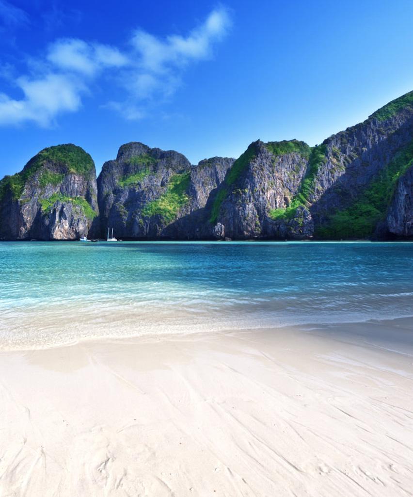 Phi Phi Island: De Malee Villa