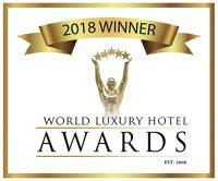 2018 Winner World Luxury Hotel Awards